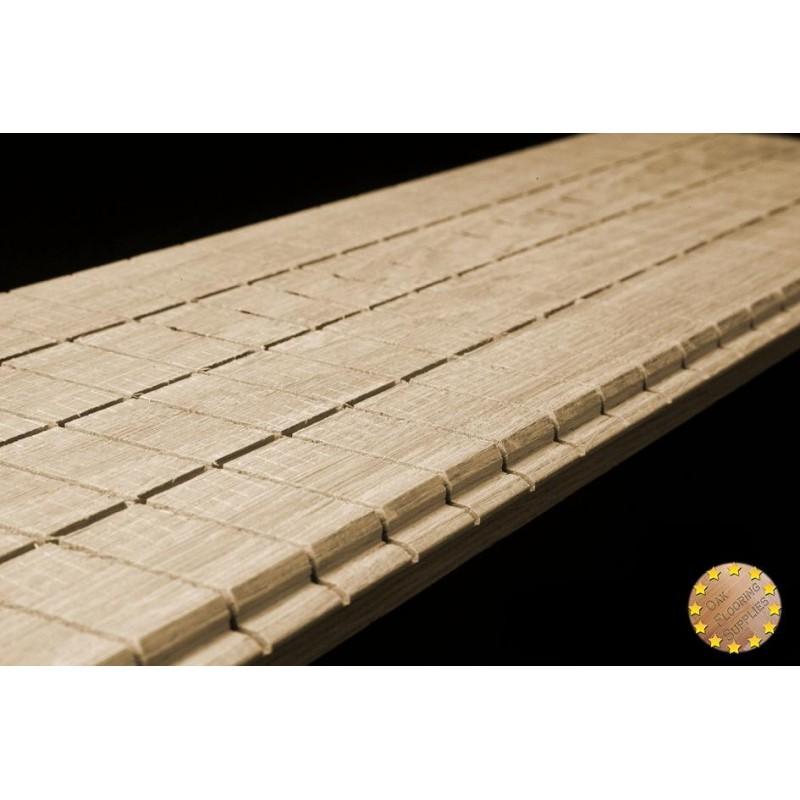 Black Oak Solid Wood Flooring S39 F1