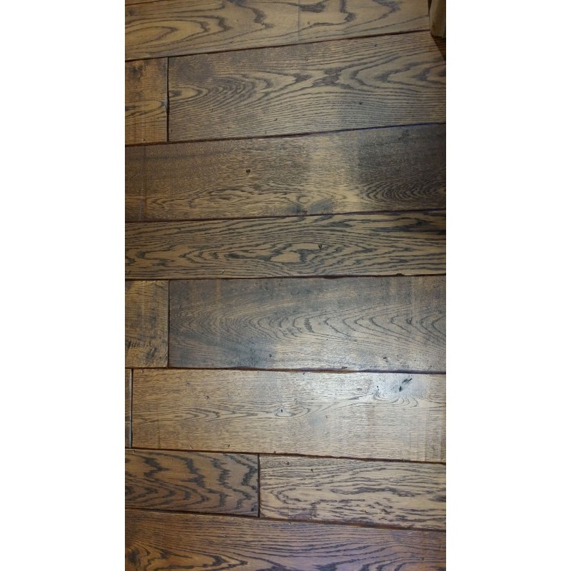 Distressed Hinton Oak Mix Sizes 21mm X 120 160 180mm X 600