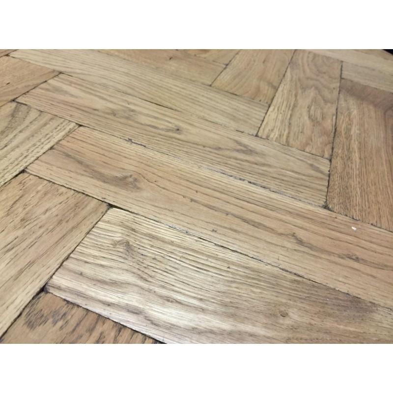 Parquet Flooring Bristol: P118/16 Rosland Tumbled Parquet Flooring, Size 16x70x280mm