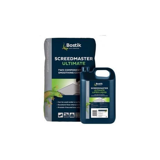 Protein Free Flooring Compound Screedmaster 2 Ulitimate