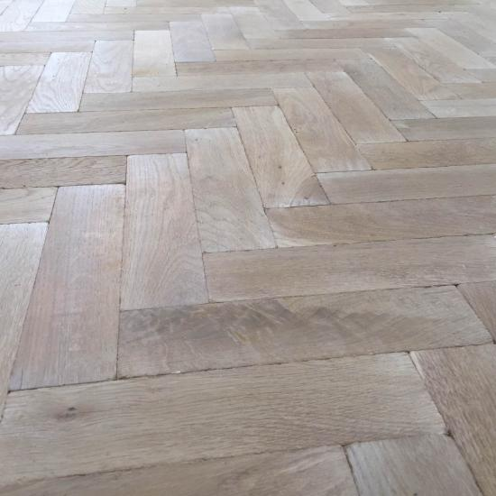 p12416 sandy lane tumbled parquet flooring size 16x70x280mm - Parquet Flooring