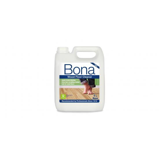 Bona Wood Floor Cleaner 4l Refill Pack Oak Flooring Suppliers