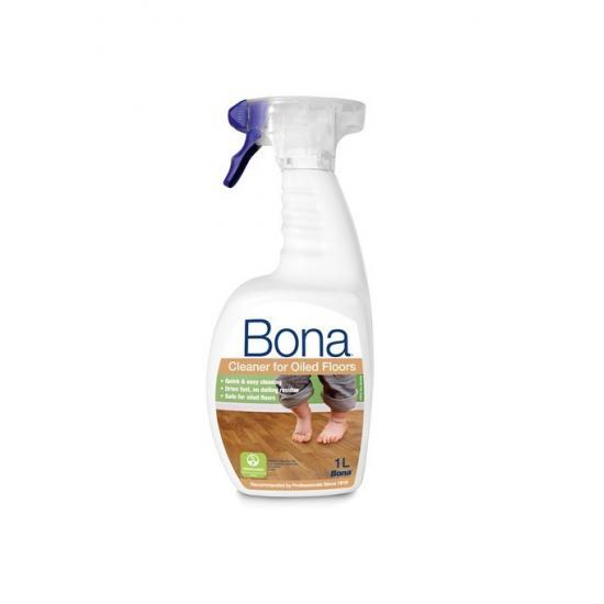 Bona Cleaner for Oiled Floors 1l Spray
