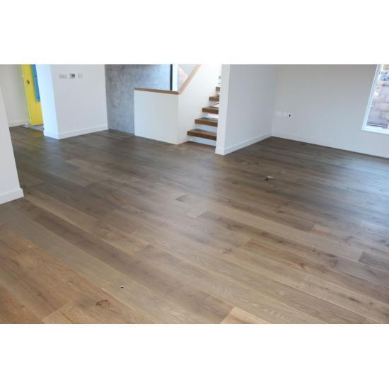 Parquet Flooring Bristol: Podpalany Engineered Oak 12x220x1600-2200mm