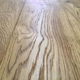 S121 Hinton Lira Solid Oak Flooring 21x160x610-2610mm