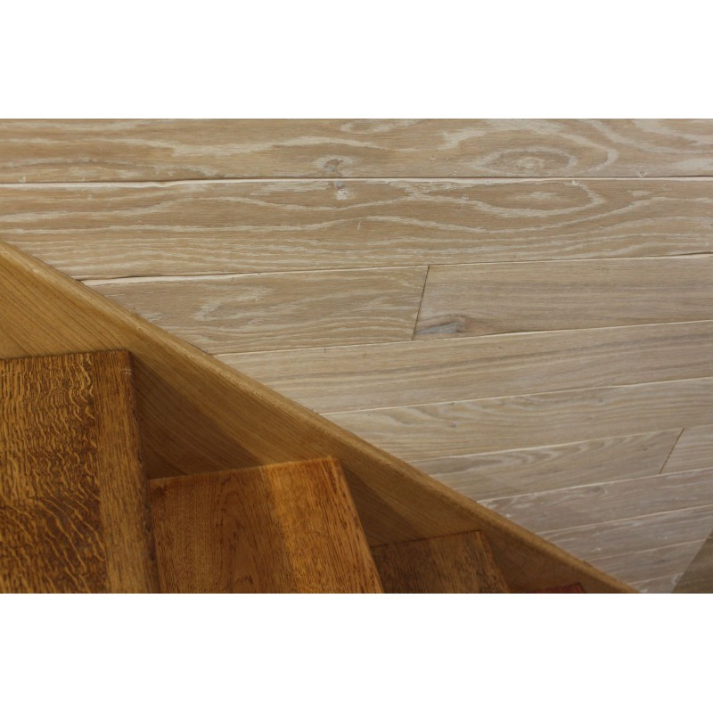 Cl004 Wall Timber Cladding White Dyrham Oak