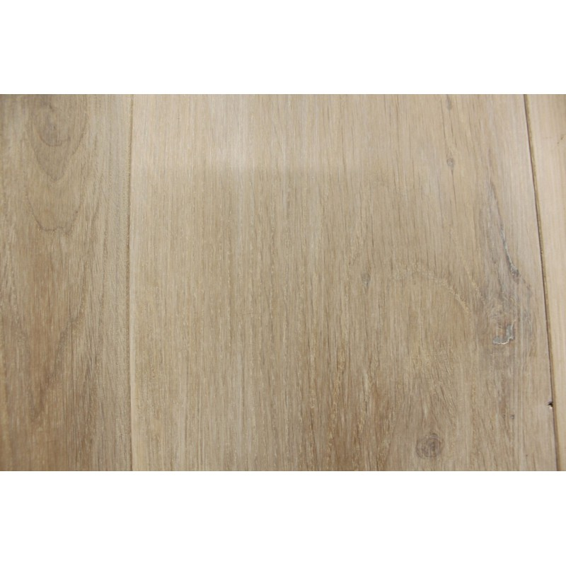 E126 White Frozen Engineered Oak 21x180x2200mm Oak