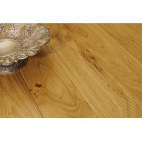 S103 Hinton Hardwax Mat Oil Finish Solid Oak Flooring 21x180x610-2610mm
