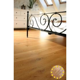 S024 Hinton Unfinished Solid Oak Flooring 21x180x610-2610mm