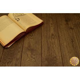 S135 Hinton Walnut Solid Oak Flooring 21x160x610-2610mm