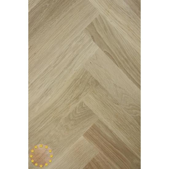 Parquet Flooring Bristol: P101/22 Prime Oak Parquet Blocks Unfinished 22x70x280