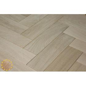 P106/16 Prime Microbevel Oak Parquet Flooring Blocks Unfinishead 16x70x280mm