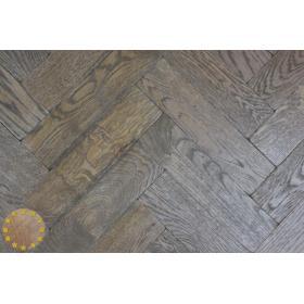 P123/22 Moonlight Solid Oak Parquet Blocks Size 22x70x280mm