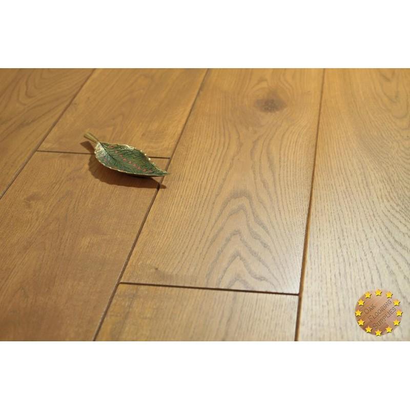 Chestnut Oak Hardwood Flooring Solid Oak Oiled Flooring