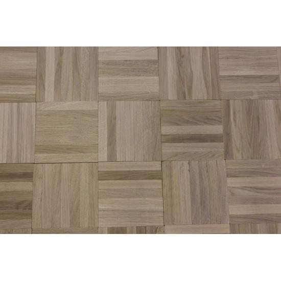 Parquet Flooring Bristol: OAK MOSAICS PANEL 7 Fingers 640x640mm