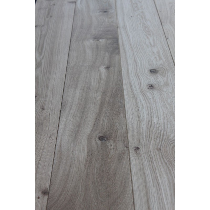 S101 Hinton Unfinished Rustic Oak 21x160x610 2610mm Oak