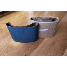 Abrasive floor sanding belt SAIC 250x750mm 80 Grit