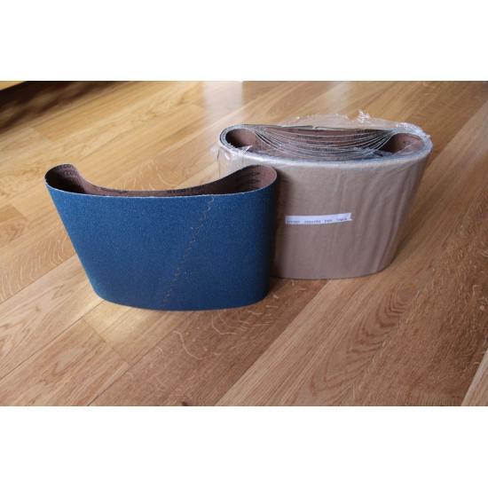 Abrasive Floor Sanding Belt Saic 250x750mm 80 Grit Oak