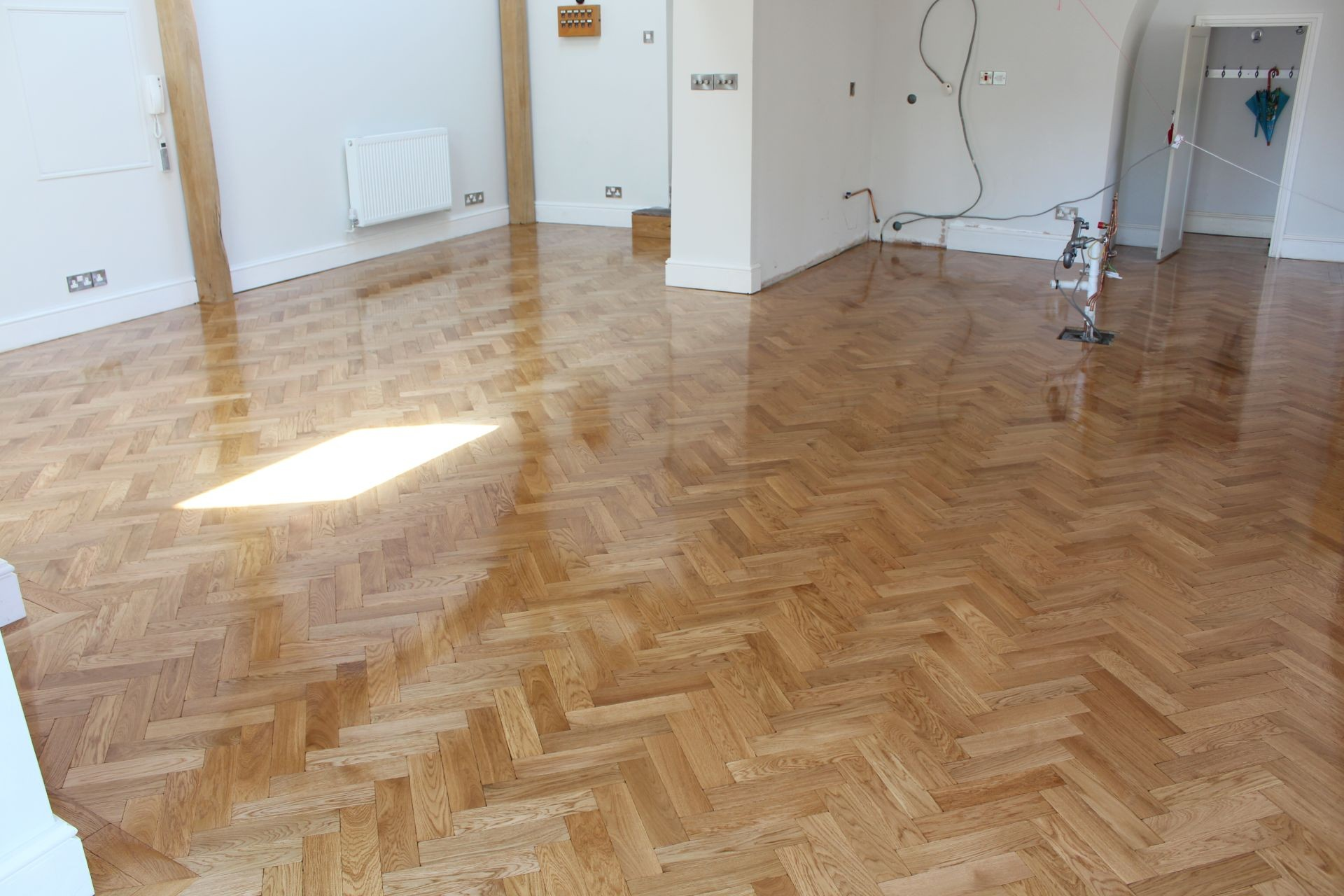 Solid oak wood flooring solid oak plank floor oak floor oil S01 F1