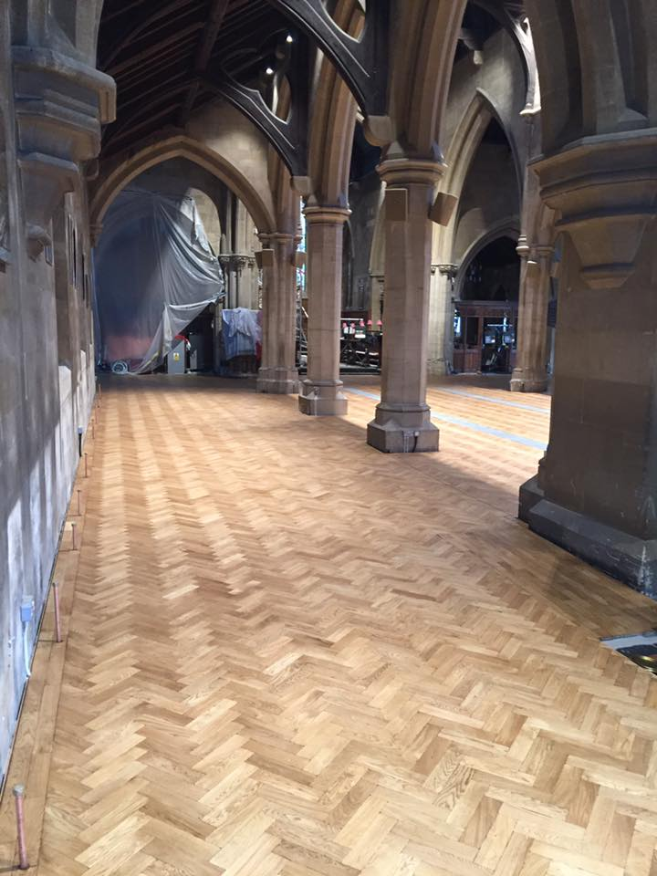 Avon Hardwood Flooring Swindon